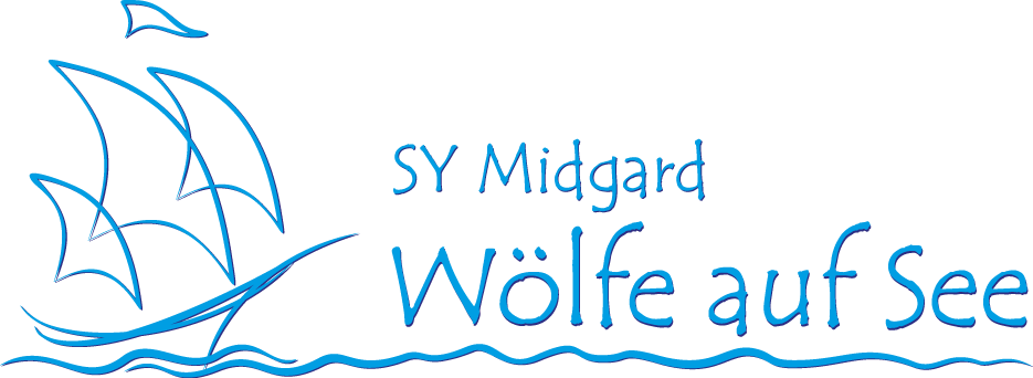 Wölfe auf See
